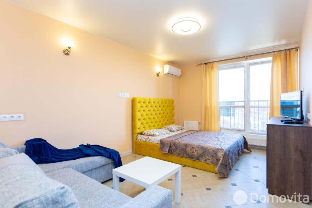 Аренда 1-комнатной квартиры на сутки в Минске ул. Братская, д. 8 - фото 2