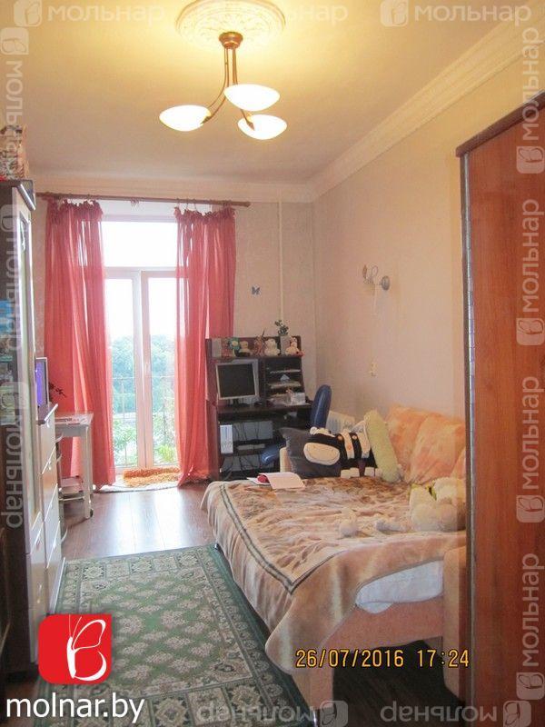 Купить 3-комнатную квартиру в Минске, ул. Коммунистическая, д. 8 - фото 4