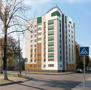 Дом по ул. К. Маркса-Сожская