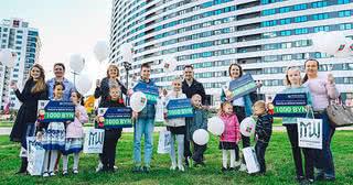 Рекордное количество ребят стали участниками конкурса «Пасха в Minsk World» в этом году!