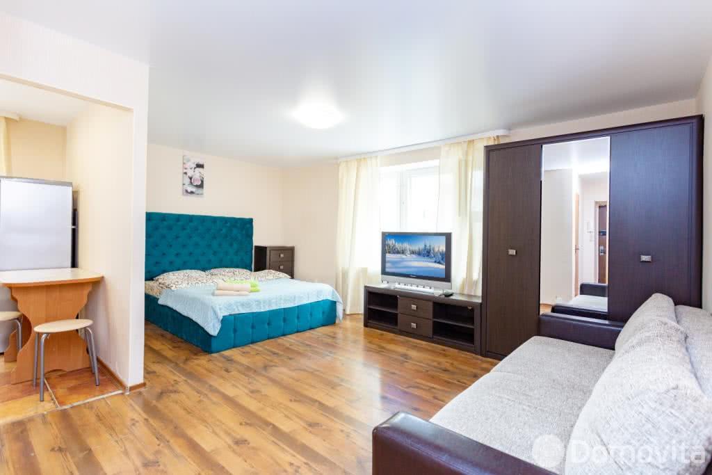 Аренда 1-комнатной квартиры на сутки в Минске ул. Кальварийская, д. 3 - фото 3
