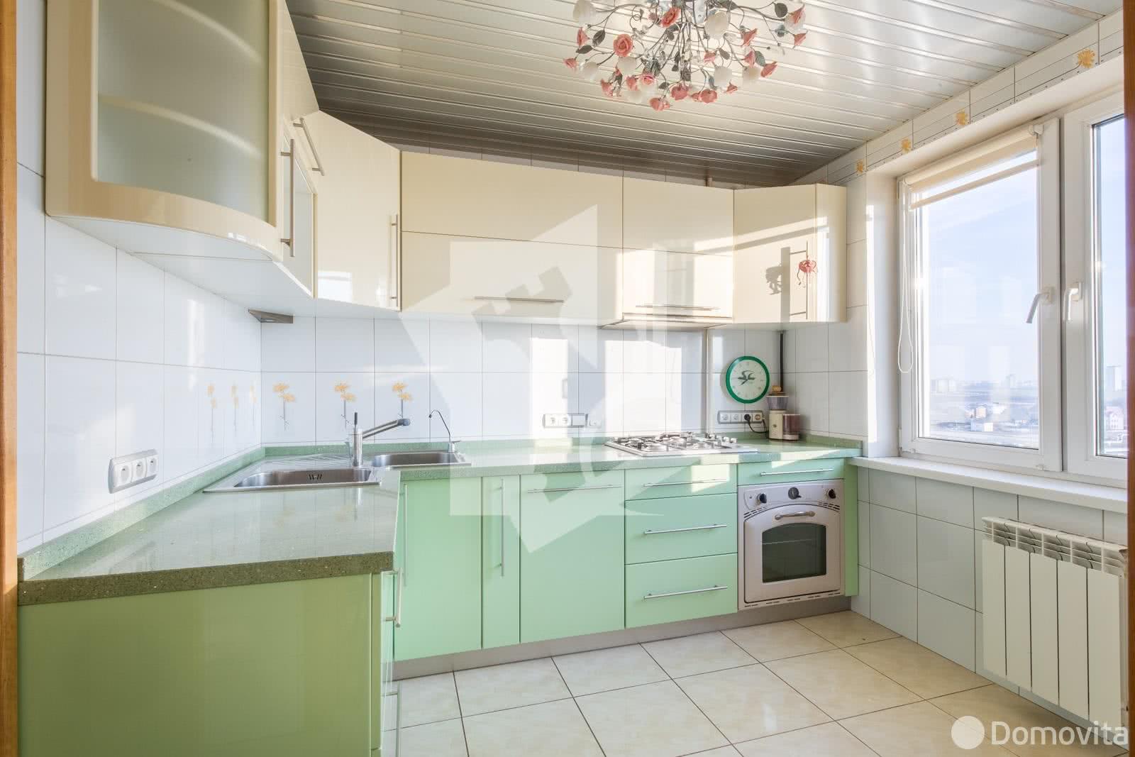 Купить 4-комнатную квартиру в Минске, ул. Пимена Панченко, д. 24 - фото 2