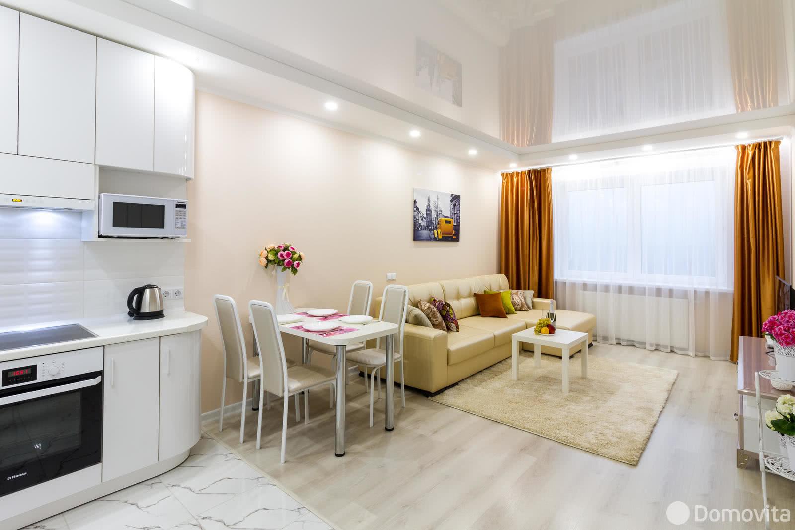 Аренда 2-комнатной квартиры на сутки в Минске, ул. Репина, д. 4 - фото 6
