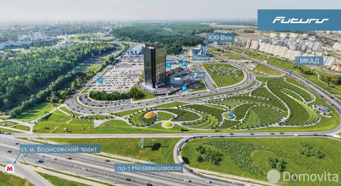 Бизнес-центр Футурис - фото 3