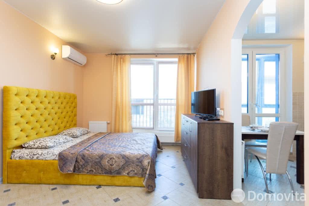 Аренда 1-комнатной квартиры на сутки в Минске ул. Братская, д. 8 - фото 3