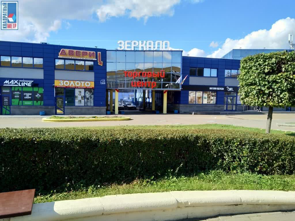 Купить торговое помещение на ул. Веры Хоружей, д. 34 в Минске - фото 1