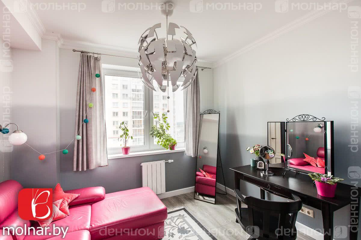Купить 4-комнатную квартиру в Минске, ул. Тургенева, д. 7 - фото 6