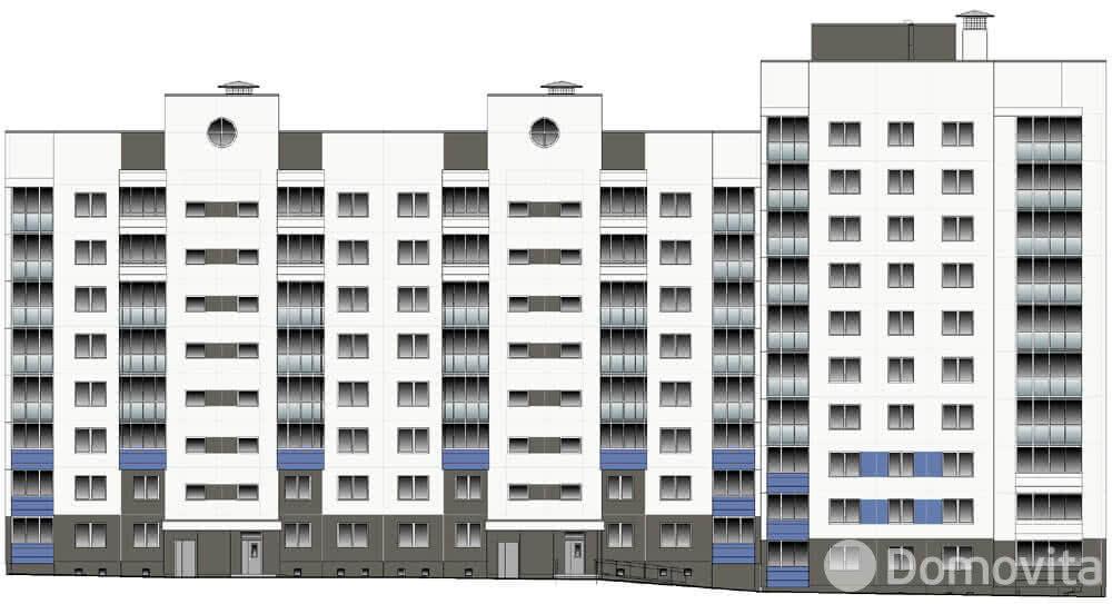 Жилой комплекс «Колбасино» по ул. Суворова в г. Гродно. Многоквартирный жилой дом №318. - фото 1