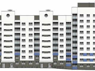 Жилой комплекс «Колбасино» по ул. Суворова в г. Гродно. Многоквартирный жилой дом №318.