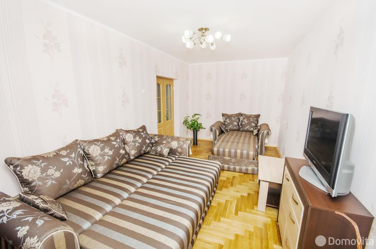 Аренда 2-комнатной квартиры на сутки в Минске ул. Обойная, д. 4/2 - фото 3