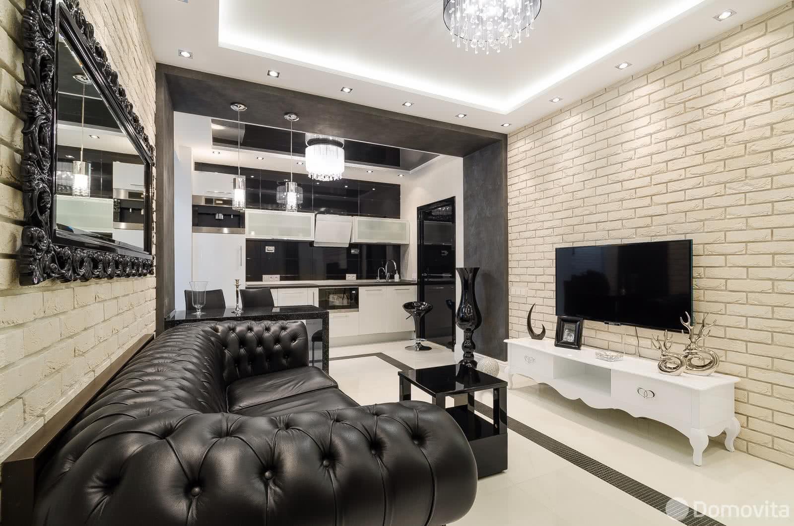 2-комнатная квартира на сутки в Минске ул. Ленина, д. 11 - фото 1