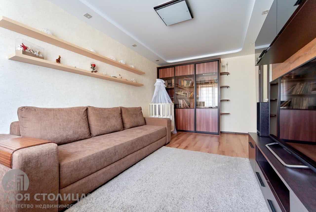 Продажа 2-комнатной квартиры в Минске, ул. Академика Карского, д. 21 - фото 6