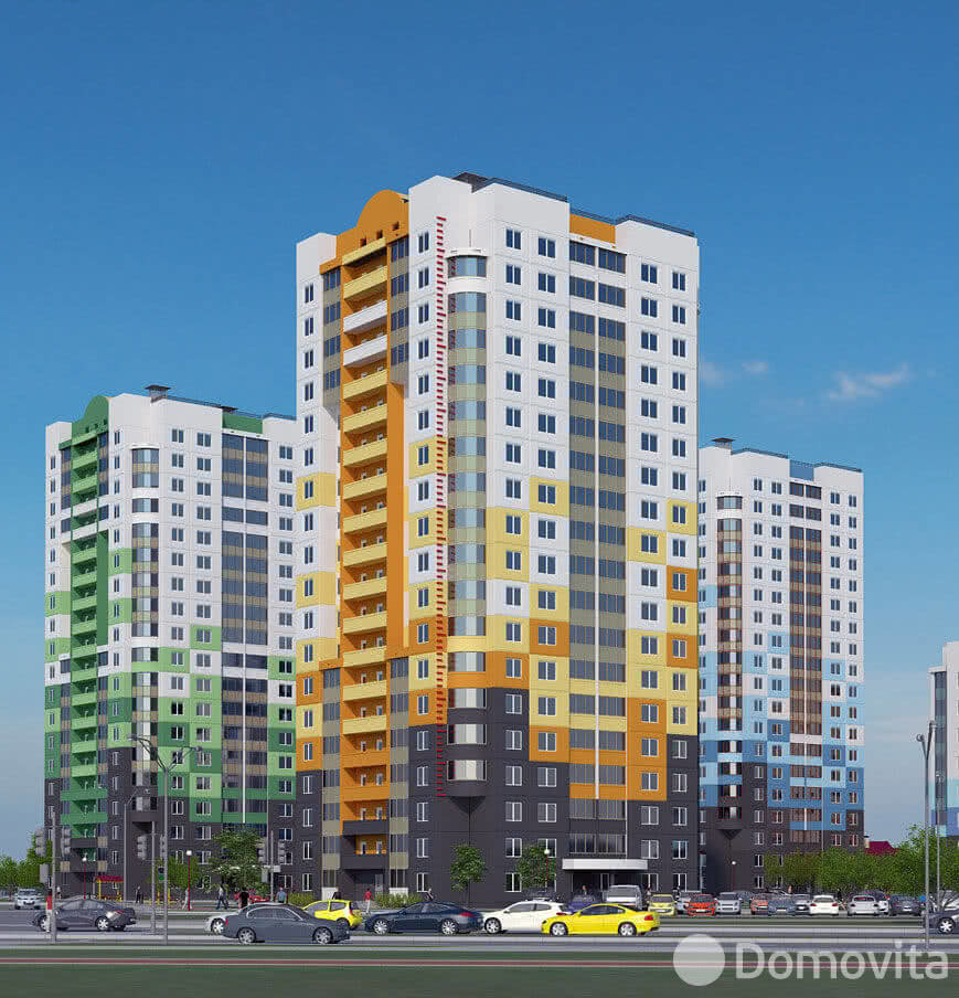 Жилой дом №11 по ул.Суворова, жилой комплекс
