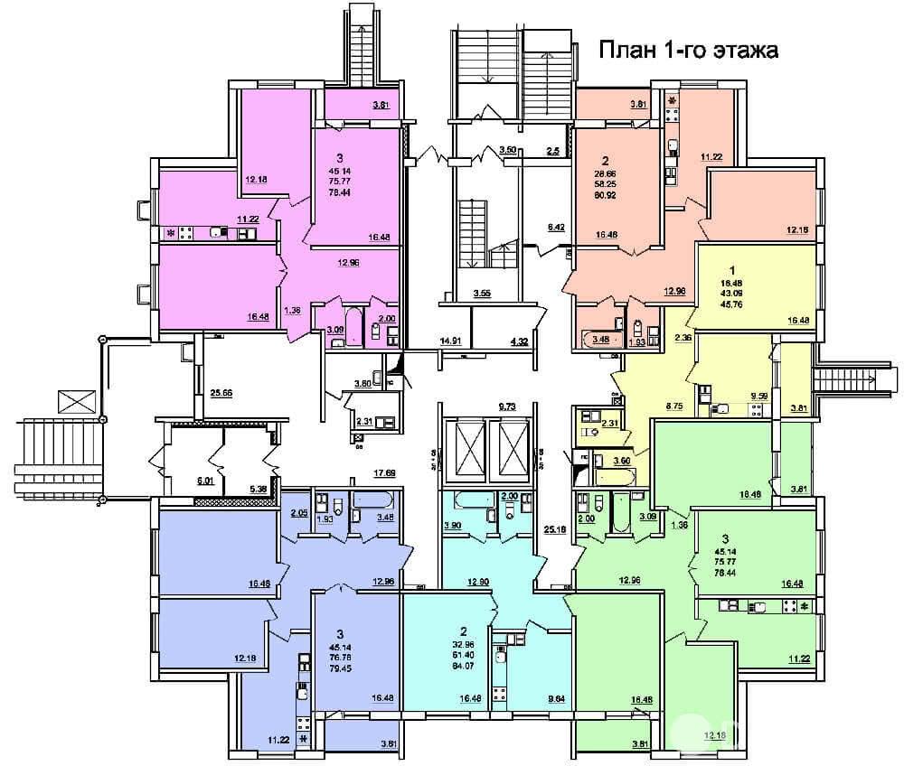 Жилой дом № 2 в микрорайоне «Фолюш» в г. Гродно - фото 5