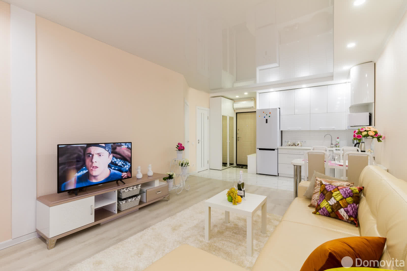 Аренда 2-комнатной квартиры на сутки в Минске, ул. Репина, д. 4 - фото 5