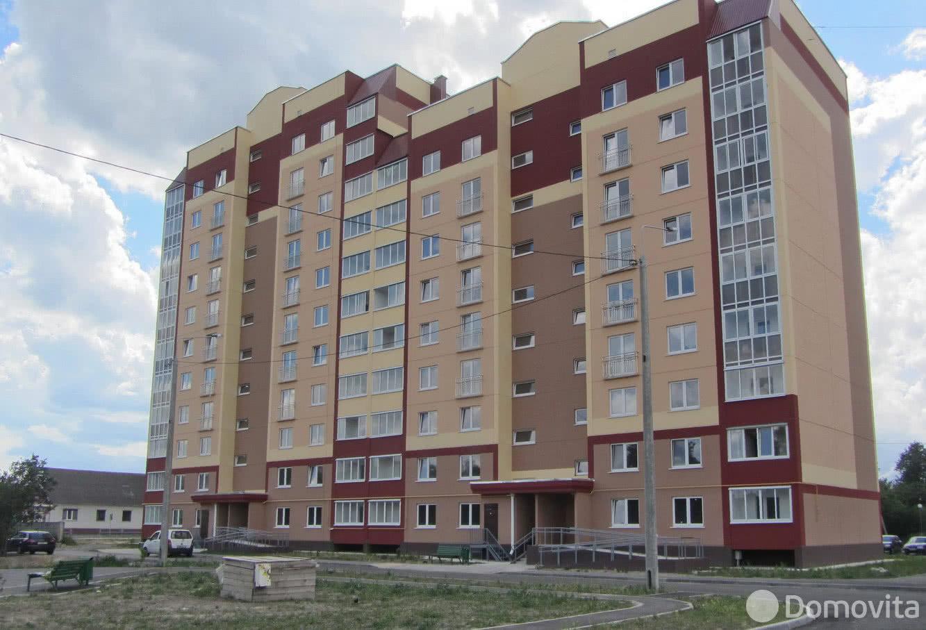 Два жилых КПД в районе улиц Красная-Докутович - фото 1