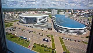 Квартиры в доме у Минск-Арены в кредит под 0,001% без справки о доходах.