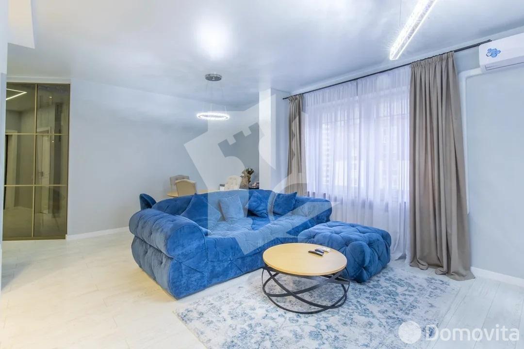 Снять 3-комнатную квартиру в Минске, ул. Петра Мстиславца, д. 22 - фото 1