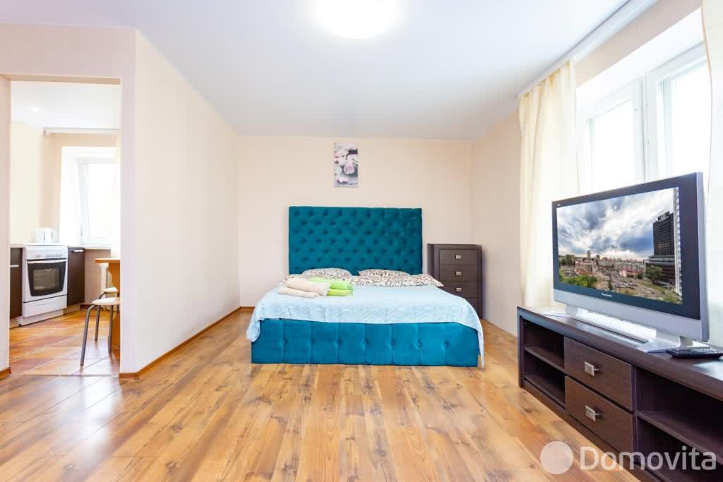 Аренда 1-комнатной квартиры на сутки в Минске ул. Кальварийская, д. 3 - фото 2
