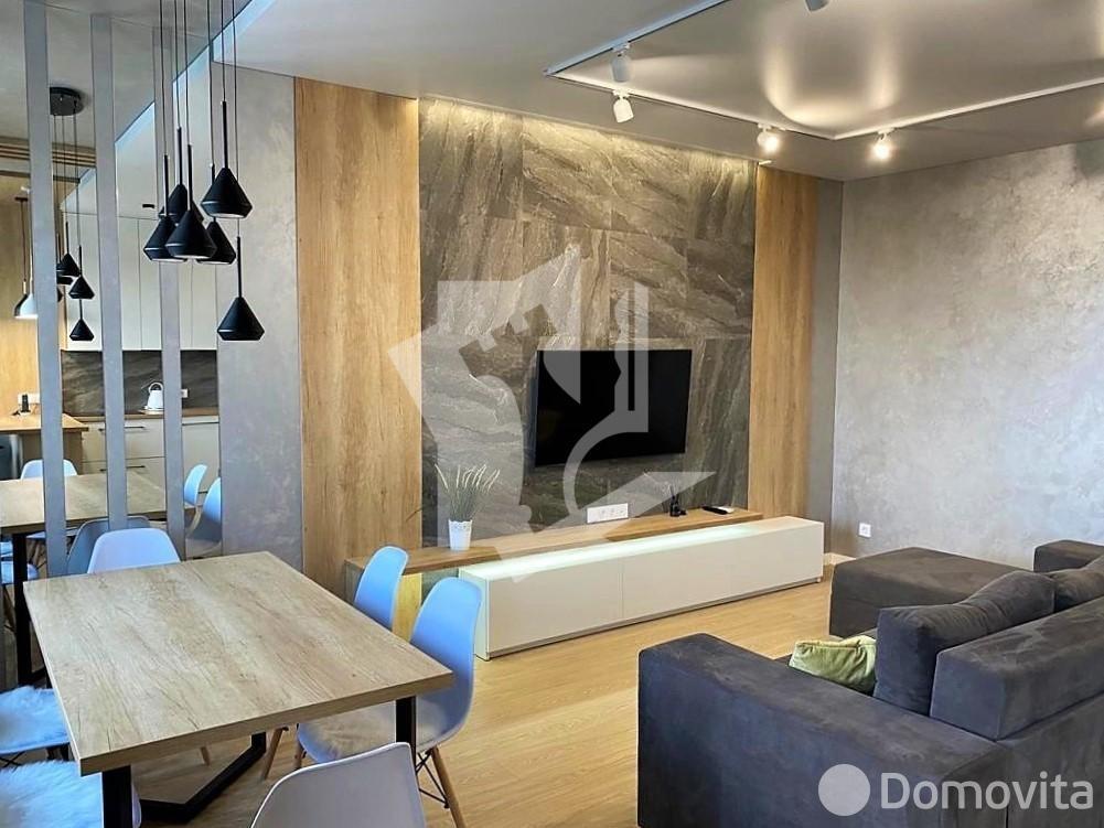 Снять 4-комнатную квартиру в Минске, пр-т Победителей, д. 115 - фото 1
