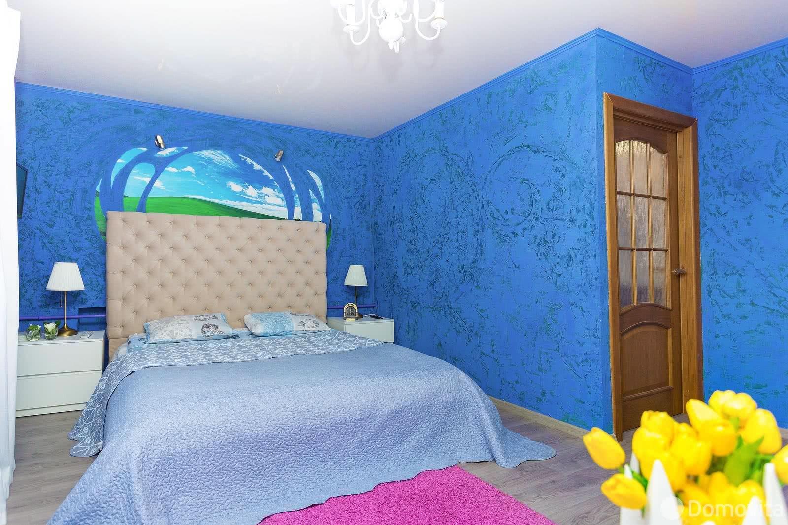 1-комнатная квартира на сутки в Минске ул. Городской Вал, д. 9 - фото 3