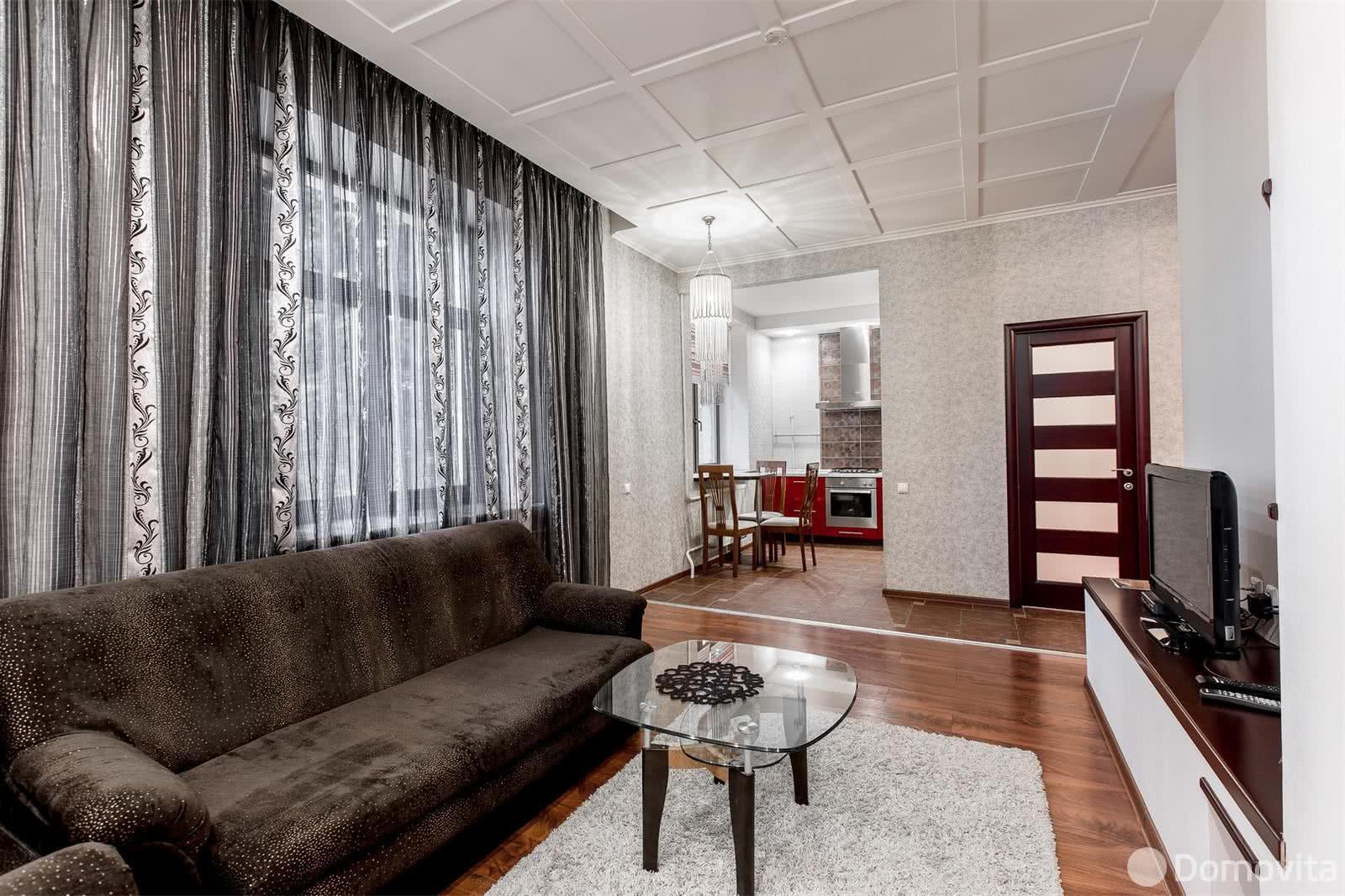 Аренда 2-комнатной квартиры на сутки в Минске ул. Свердлова, д. 19 - фото 3