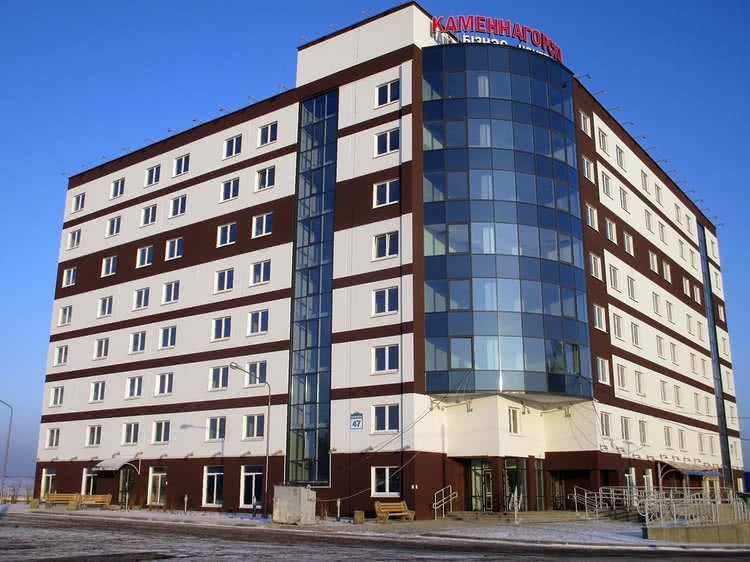 Бизнес-центр Каменногорский - фото 1