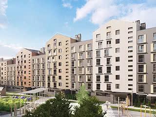 В Новой Боровой строят голландский квартал с инновационными домами и продуманным благоустройством
