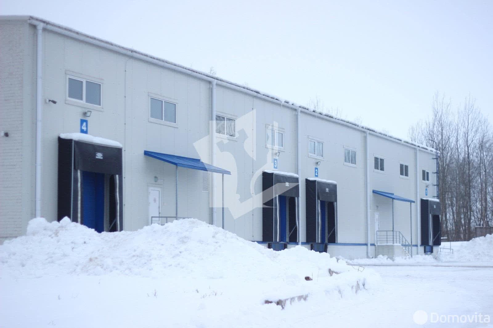 Купить складское помещение на ул. Монтажников, д. 20А в Минске - фото 5