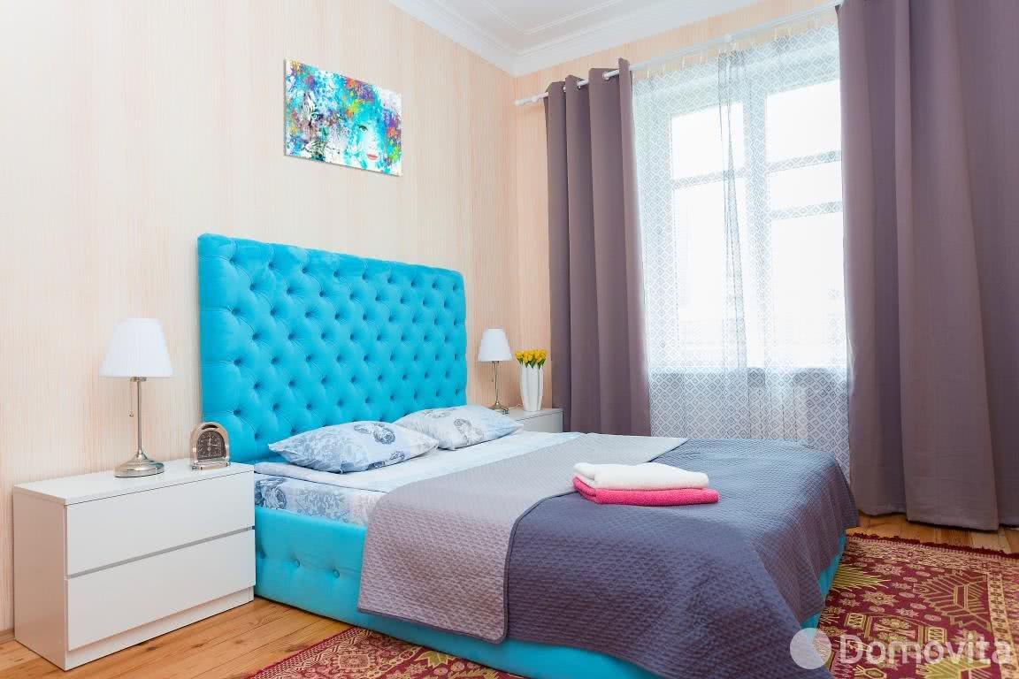 Аренда 2-комнатной квартиры на сутки в Минске ул. Кирова, д. 2 - фото 1