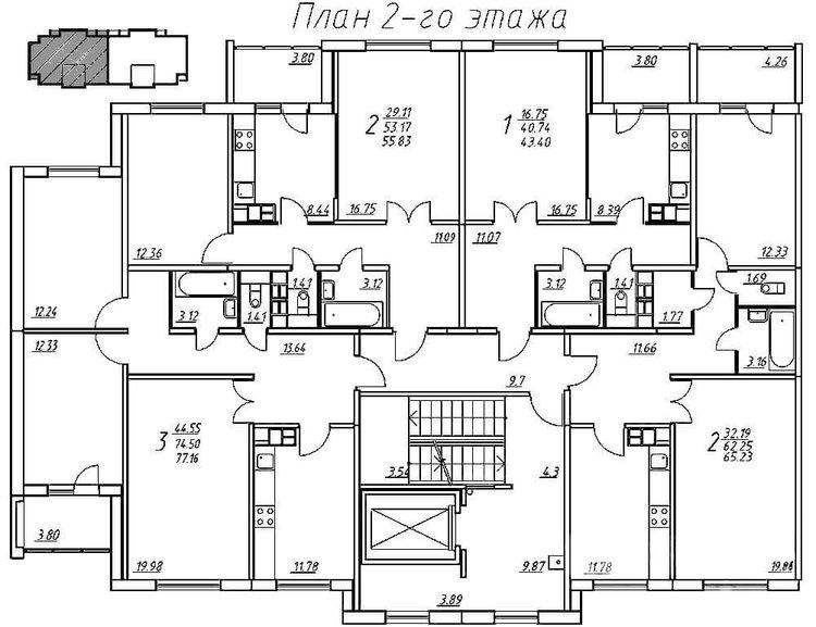 Жилой дом №5 по ул. Пролетарской — Щорса в г. Гродно - фото 3