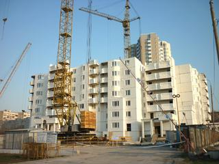 В 2016 году в Минске сдали 5 домов-долгостроев