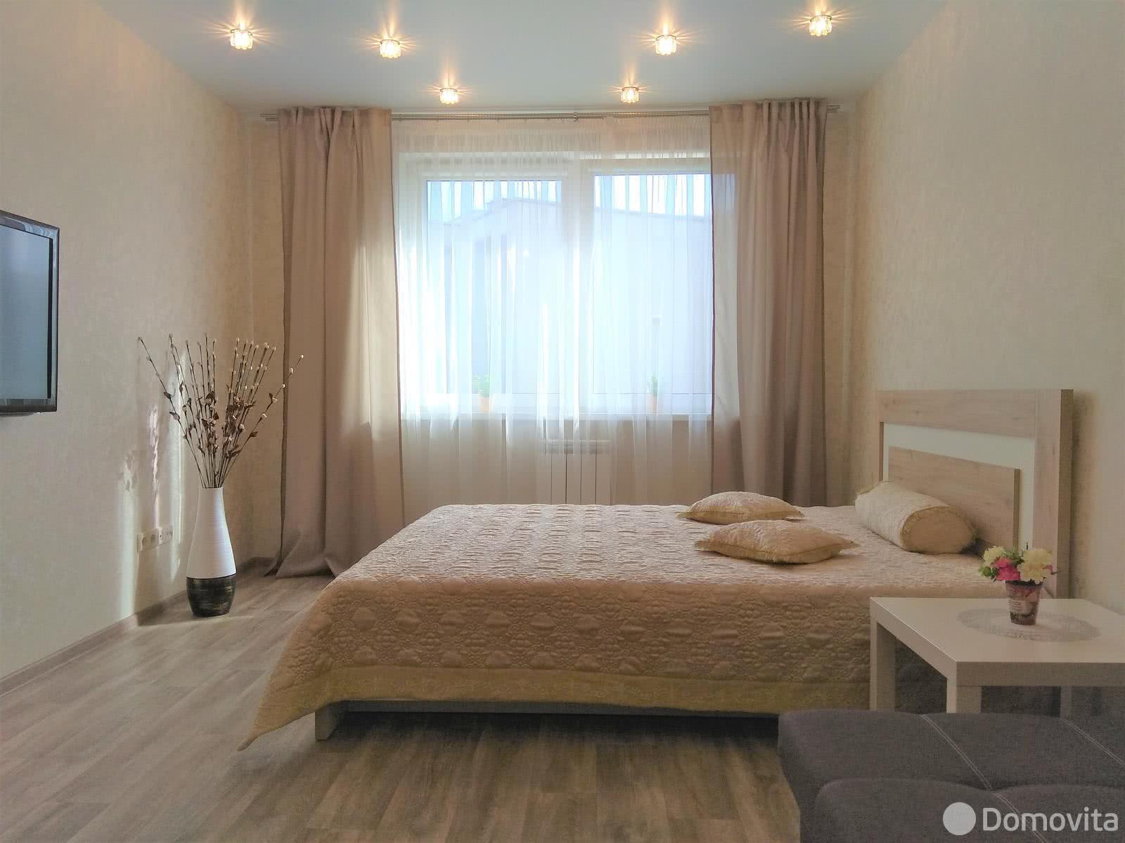 Аренда 1-комнатной квартиры на сутки в Минске ул. Притыцкого, д. 77 - фото 2