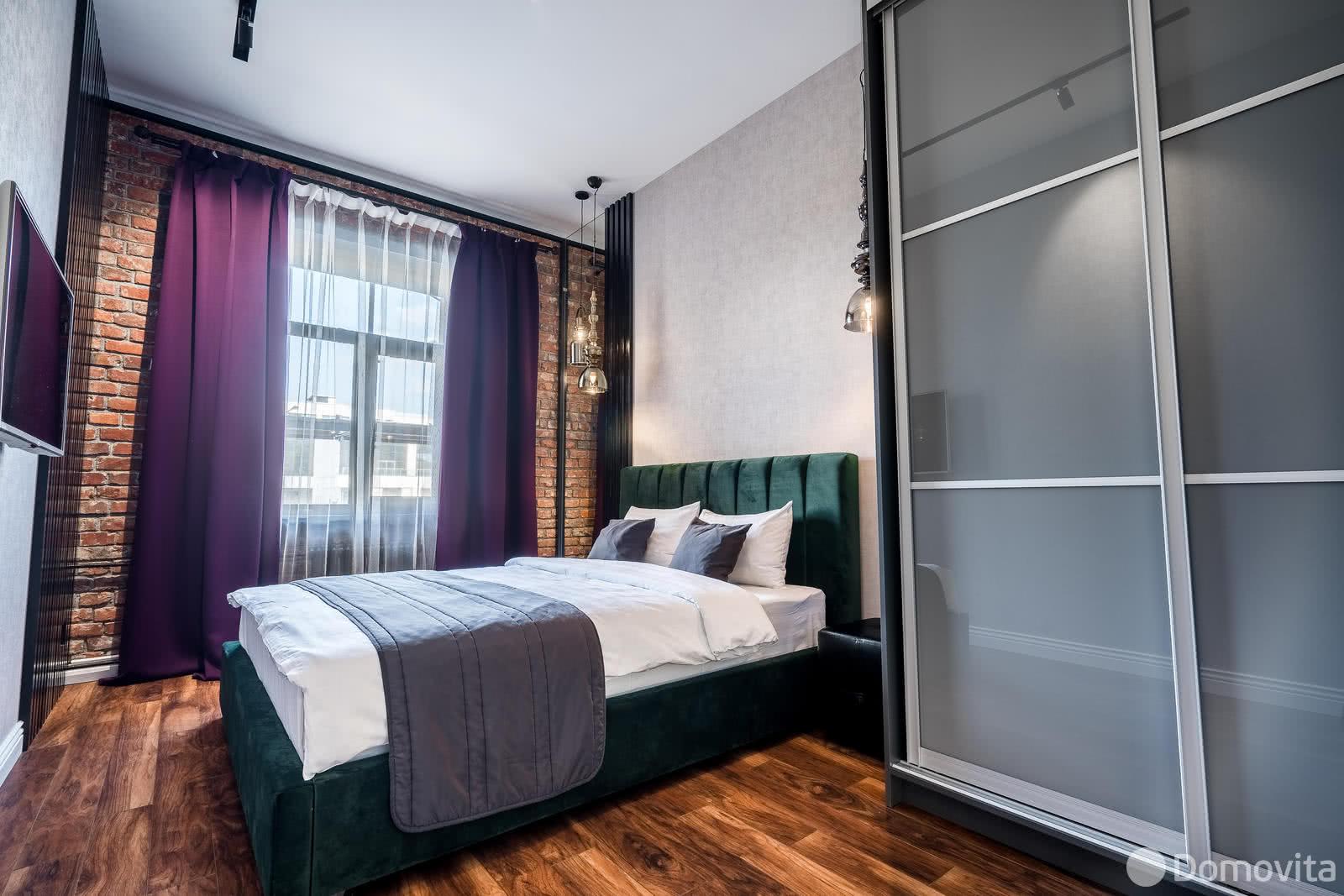 Аренда 3-комнатной квартиры на сутки в Минске ул. Свердлова, д. 24 - фото 1