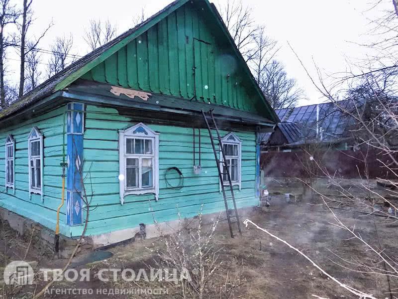 Купить 1-этажный дом в Минске, ул. Севастопольская, Минская область - фото 1