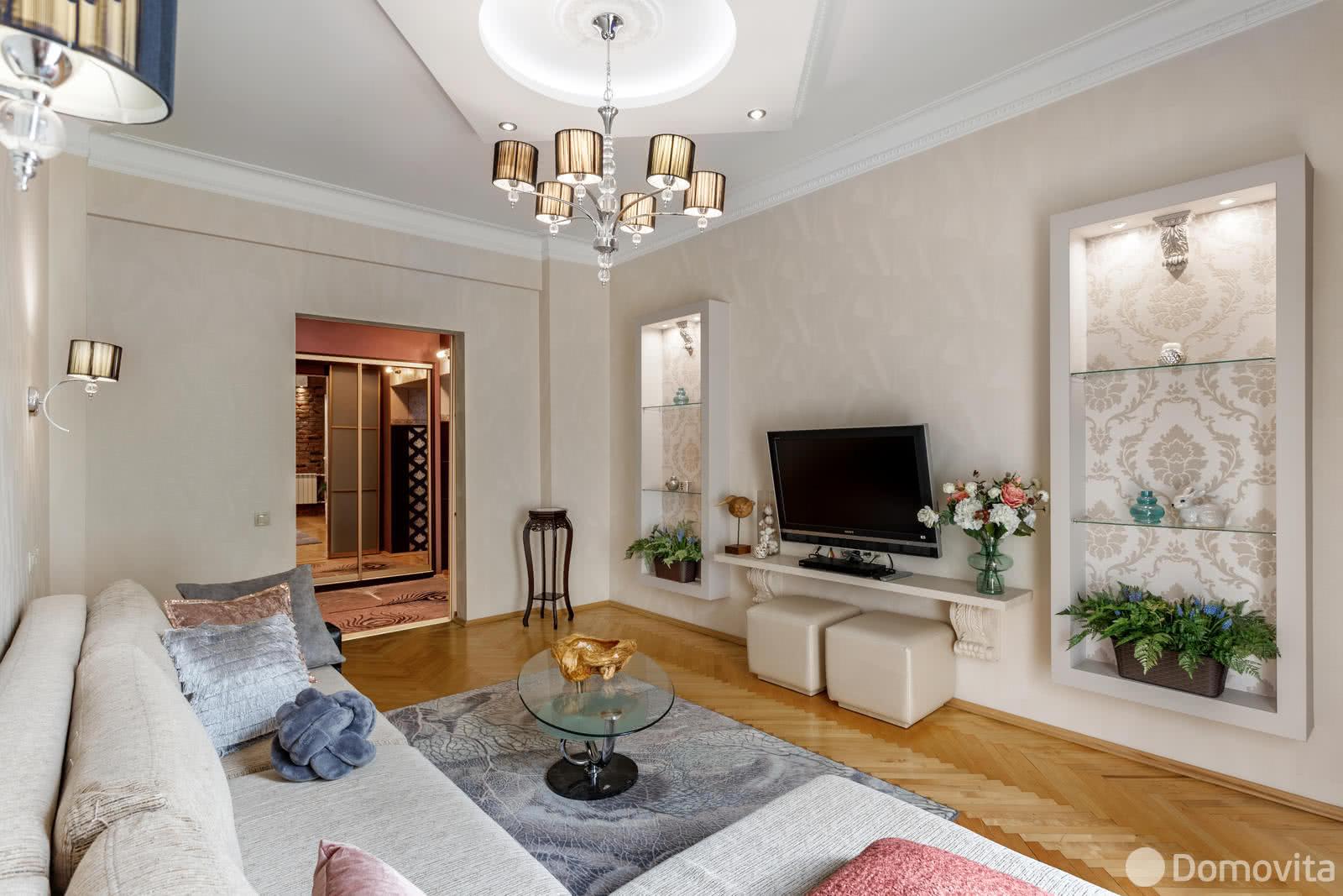 Аренда 2-комнатной квартиры на сутки в Минске ул. Красная, д. 18 - фото 2