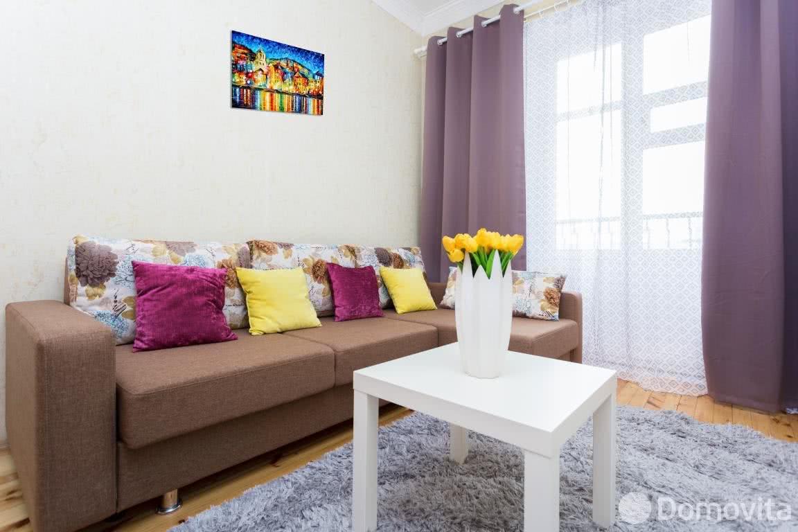 Аренда 2-комнатной квартиры на сутки в Минске ул. Кирова, д. 2 - фото 5
