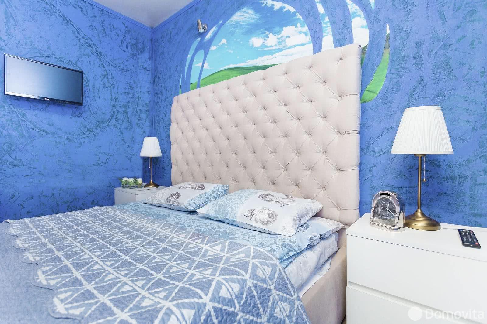 1-комнатная квартира на сутки в Минске ул. Городской Вал, д. 9 - фото 5