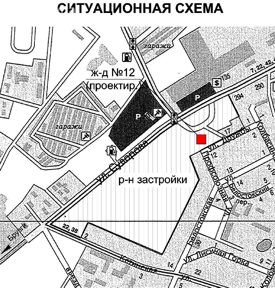 Дом №12 по ул. Суворова - фото 1