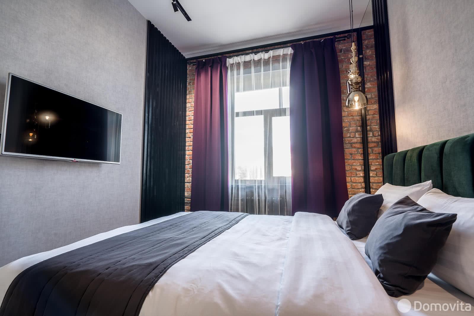 Аренда 3-комнатной квартиры на сутки в Минске ул. Свердлова, д. 24 - фото 4