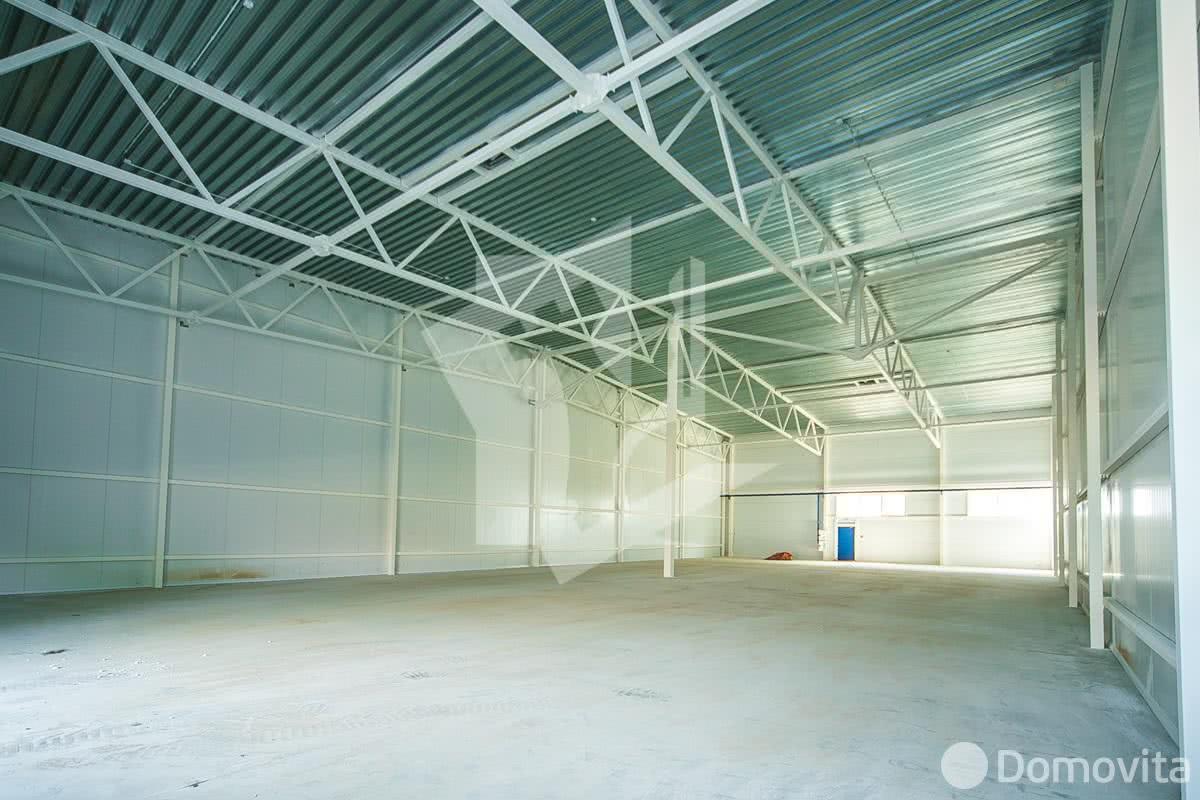 Купить складское помещение на пер. Монтажников 4-й, д. 5 в Минске - фото 6