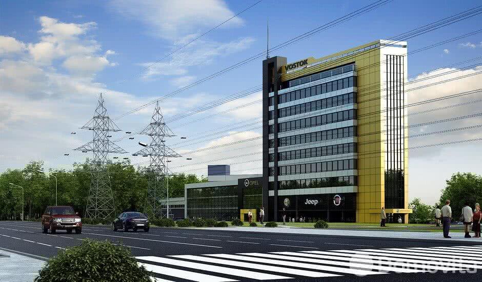 Бизнес-центр Vostok - фото 2