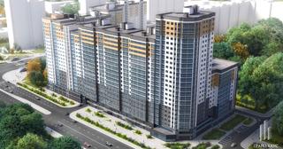 Специальное предложение на трехкомнатные квартиры с местом в подземном паркинге в ЖК «Гранд Хаус»