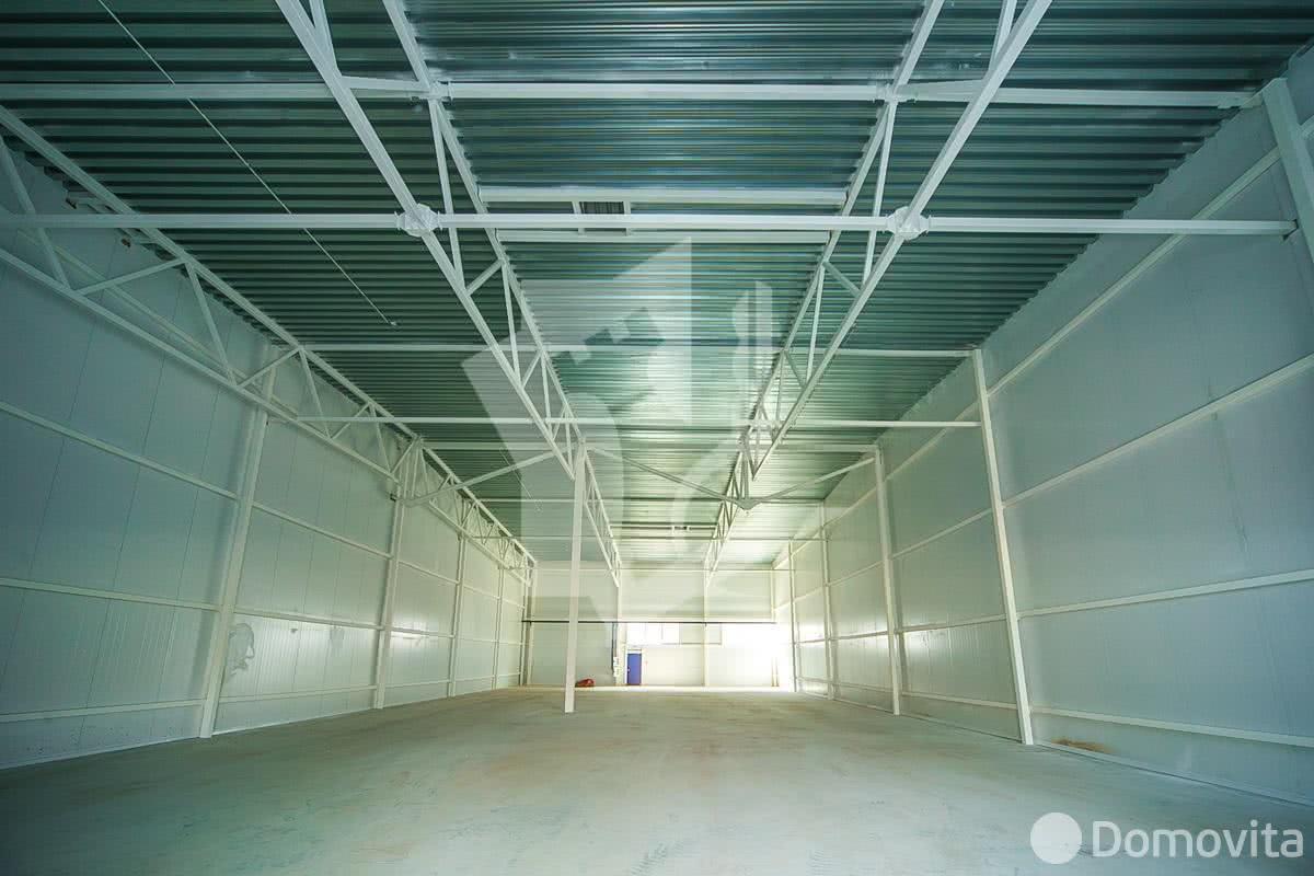 Купить складское помещение на пер. Монтажников 4-й, д. 5 в Минске - фото 5
