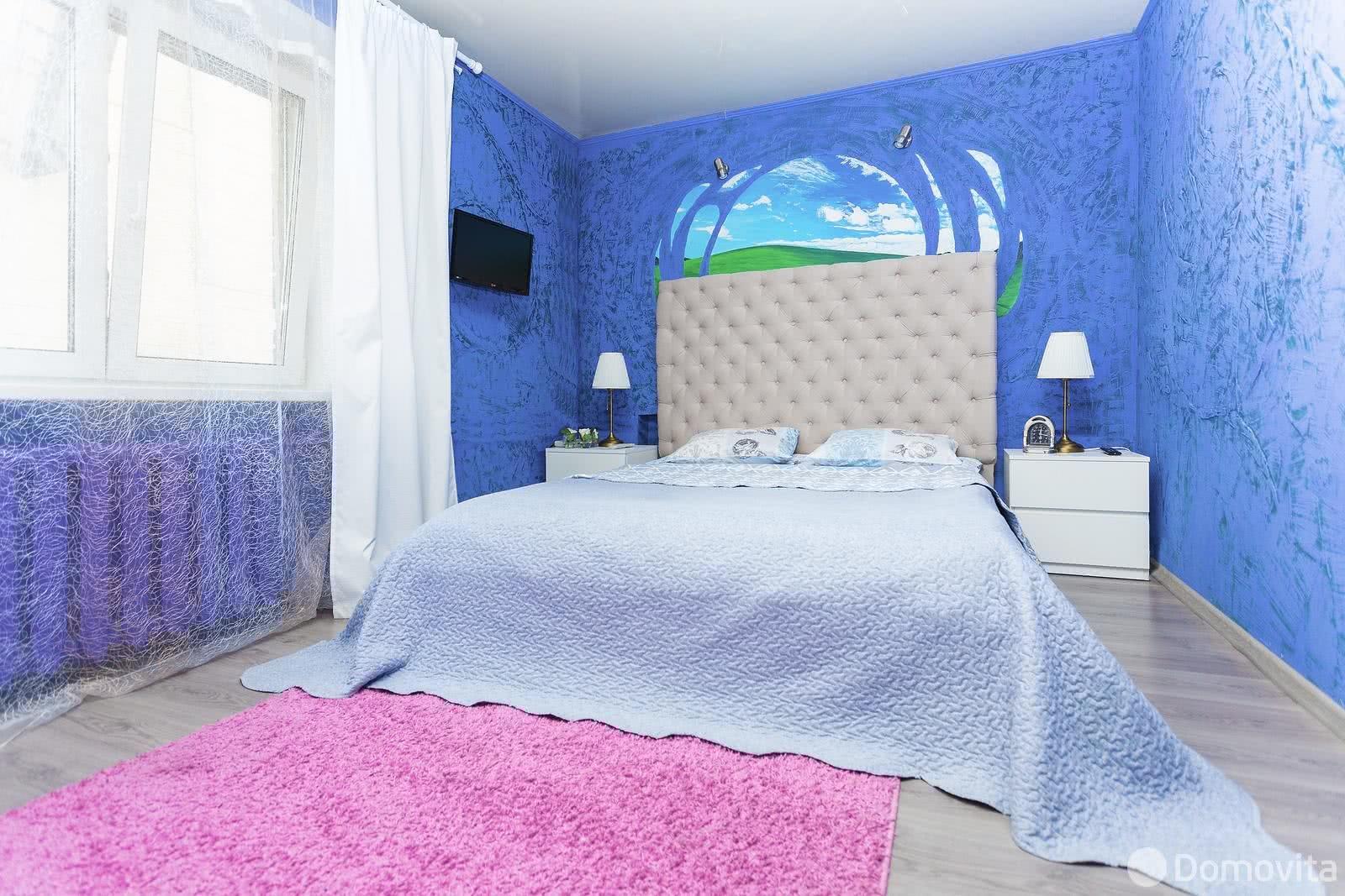 1-комнатная квартира на сутки в Минске ул. Городской Вал, д. 9 - фото 1