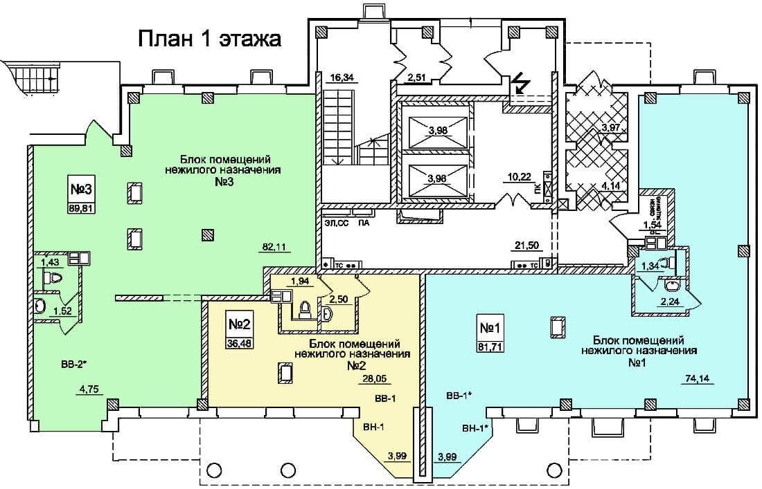 Жилой дом №5 по ул. Суворова в г. Гродно - фото 3