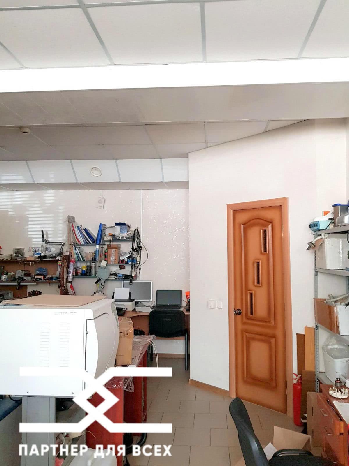 Продажа офиса на ул. Пономаренко, д. 35/А в Минске - фото 2