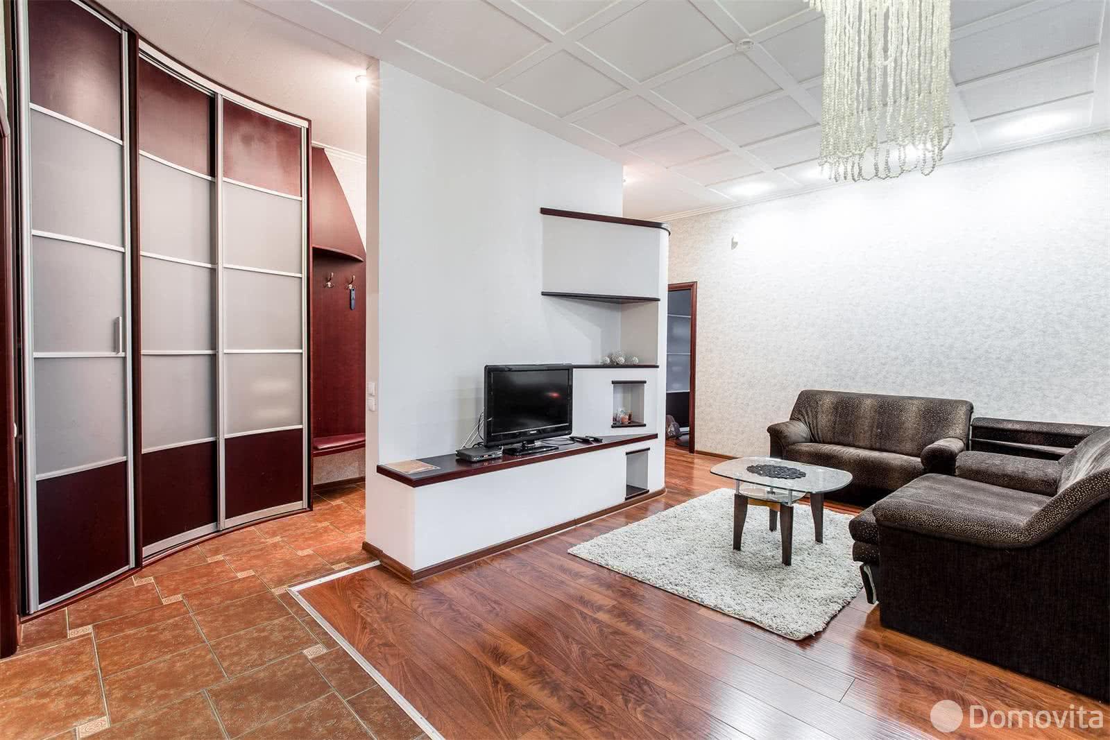 Аренда 2-комнатной квартиры на сутки в Минске ул. Свердлова, д. 19 - фото 6