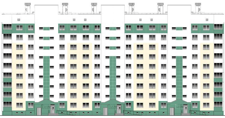 Дом №2 в районе ул. Татарской-Комбайнерской - фото 1