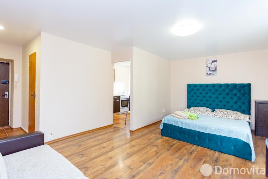 Аренда 1-комнатной квартиры на сутки в Минске ул. Кальварийская, д. 3 - фото 6
